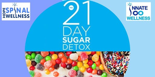 Don't Let Your Health Be Spooky! 21 Day Sugar Detox