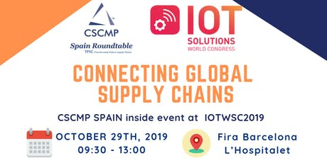 IoTWSC Connecting Global Supply Chains entradas
