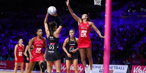 In conversation with Geva Mentor CBE, England Netballer