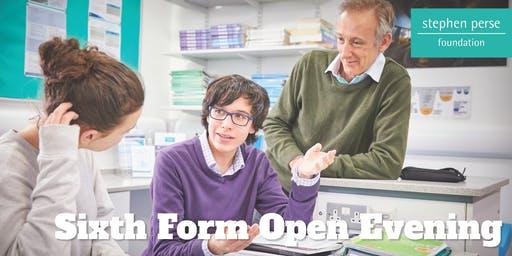 Stephen Perse Sixth Form Open Evening