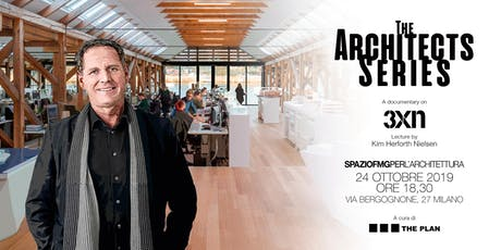 The Architects Series – A documentary on: 3XN Architects biglietti