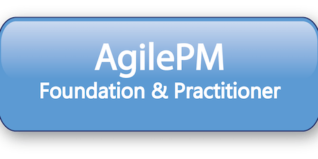 Agile Project Management Foundation & Practitioner (AgilePM®) 5 Days Training in Madrid tickets