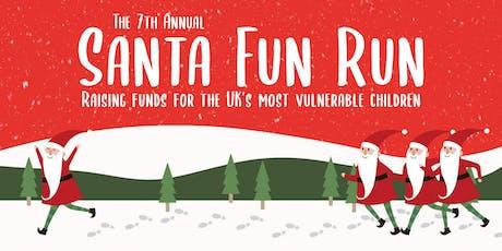 Santa Fun Run Callington 2019 tickets