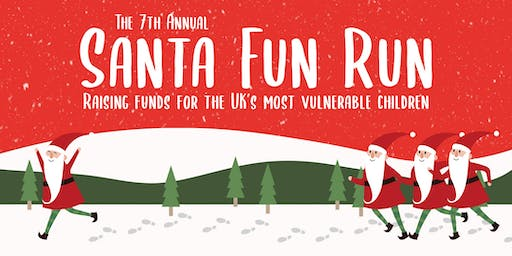 Santa Fun Run Callington 2019