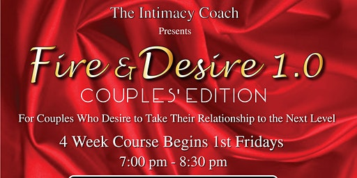 Fire & Desire 1.0 - Couples' Edition