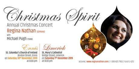 CHRISTMAS SPIRIT | Annual Christmas Concert | Ennis tickets