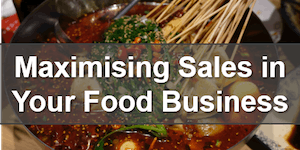Sales Strategies For Food Businesses