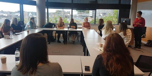 Women in Cyber Wales - October 2019