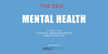 Mental Health | The Devi Tickets