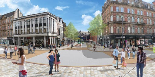 Transforming your city centre