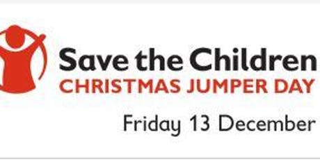 Christmas Jumper Day 2019 Save The Children.Save The Children Christmas Jumper Day Regus Conway House