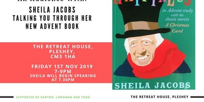 An Audience with...Sheila Jacobs #BookLaunch