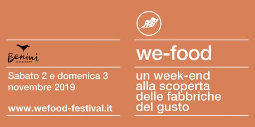 We-Food 2019 @ Benini