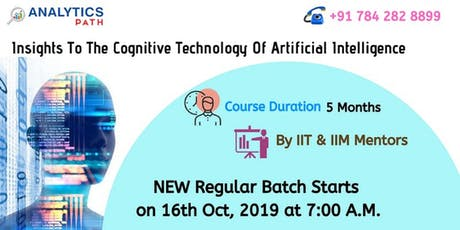 Sign Up For New Regular Batch on AI Training-By Experts from IIT & IIM tickets