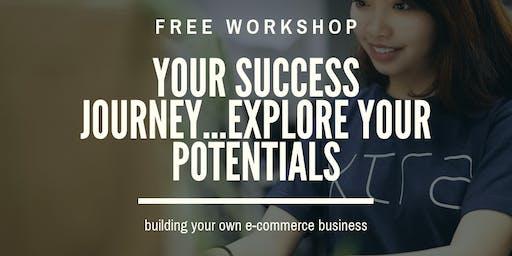 Your Success Journey, Be a Successful Womanpreneur