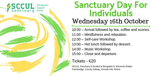 Sanctuary Day For Individuals