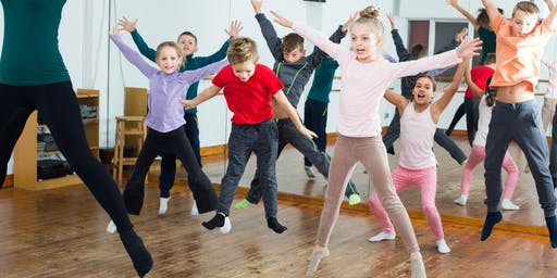 Dance workshop: inspired by the Harry Potter Films