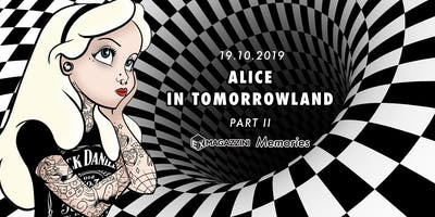 Alice in Tomorrowland Part II