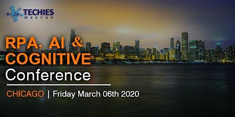 RPA ,AI & Cognitive Conference - Chicago tickets