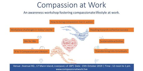 Compassion at Work  tickets