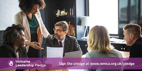 Inclusive  Leadership Pledge in Solihull tickets