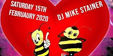 Bees Valentine Disco