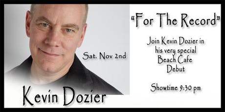Kevin Dozier tickets