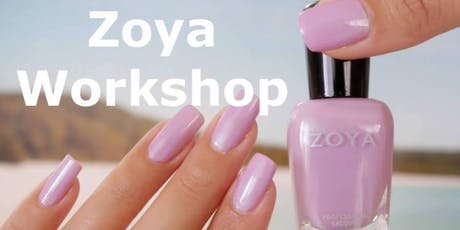 Luxe Zoya Nailtreatment tickets