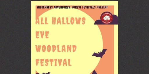 All Hallows Eve Woodland Festival Sat 26th Oct 5.30-8pm Pontefract