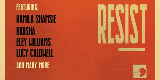 Resist: Stories of Uprising with Gaia Holmes & SJ Bradley