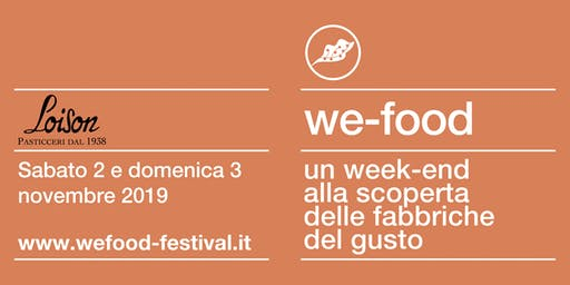 We-Food 2019 @ Loison