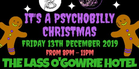 Psychobilly Christmas tickets