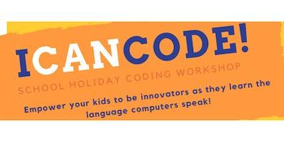 I Can Code at Ashington Library
