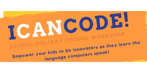 I Can Code at Morpeth Library