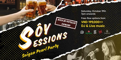 SÔY Sessions - 2nd Edition