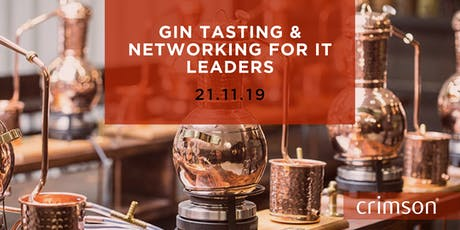 Gin Tasting and Networking for IT Leaders tickets