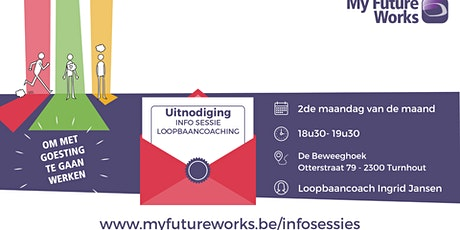 Infosessie Loopbaancoaching tickets