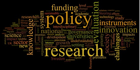 How can your research impact policy? tickets