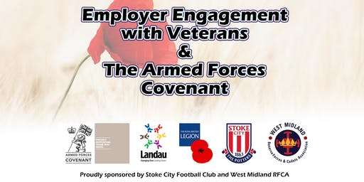 Employer Engagement with Veterans & The Armed Forc
