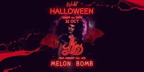 WILD HALLOWEEN - MELON BOMB entradas