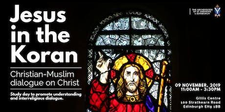 Jesus in the Koran tickets