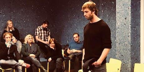 Kwetsbare Held Live Laboratorium - 'Waar zit het vuur in jou?' tickets