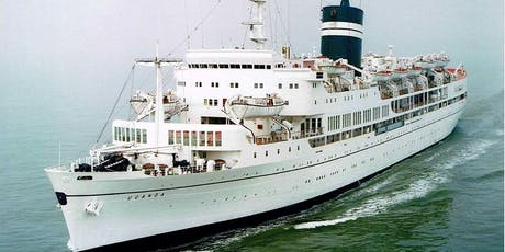 SS Uganda: from East Africa to the Falklands tickets