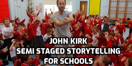 JOHN KIRK SEMI STAGED INTRODUCTION TO SHAKESPEARE  & TRADITIONAL FAIRYTALES tickets