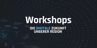 Future of our Region Workshop - STARTUP LANDSCHAFT