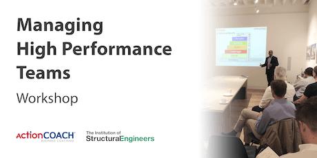 Business Development Seminar - Managing High Performance Teams tickets