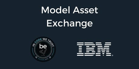 Model Asset Exchange Workshop with IBM tickets