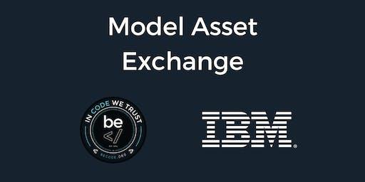 Model Asset Exchange Workshop with IBM