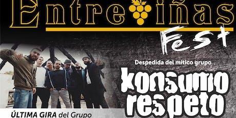 ENTREVIÑAS FEST - 19.10.19 (SALA ENTREVIÑAS) entradas