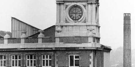 Adventures with listed buildings - West Bridgford Library tickets